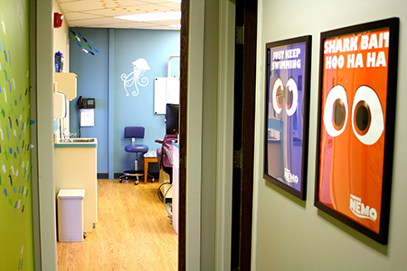 Office photo of Lenahan Smiles Pediatric Dentistry